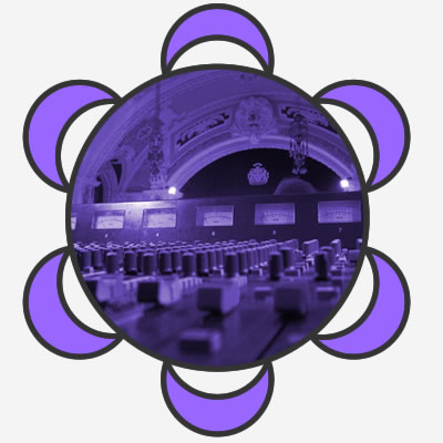 Tremendous Pa Hire Backline Recording And Rehearsals Purple Pro Audio Hairstyles For Men Maxibearus